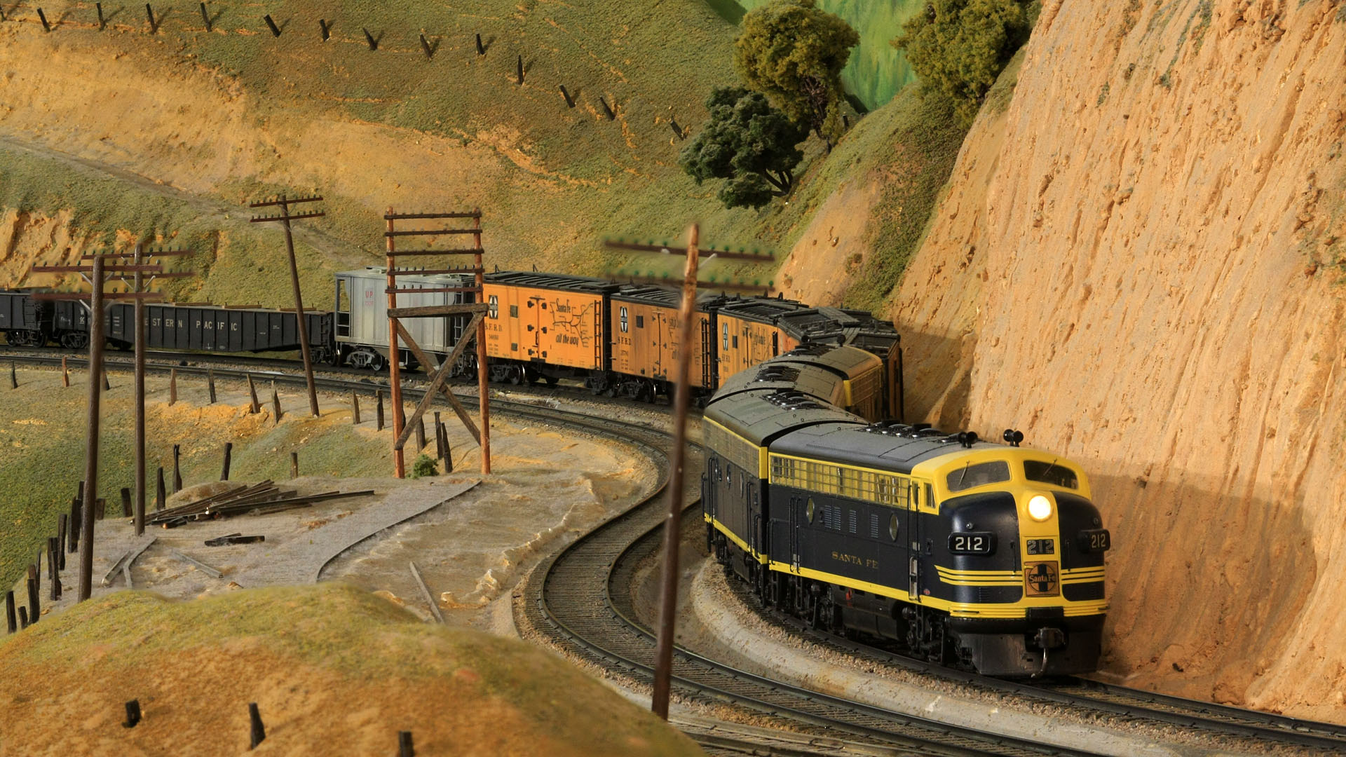Model railroad store san diego zoo