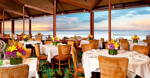Chart House Restaurant With Ocean View Dining