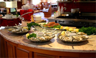 The fish market restaurant is one of the finest seafood for The fish market del mar