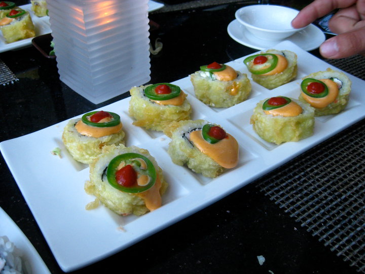 Harney Sushi Happy Hour | Oceanside | King of Happy Hour