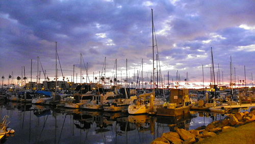 Oceanside Harbor And Marina Is Home To 950 Yachts Great