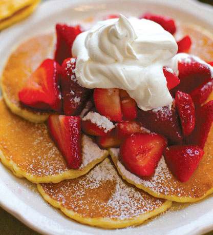 The Original Pancake House: Danish Style Pancakes