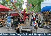 Visit Old Town San Diego's Fun & Unique Street Shops