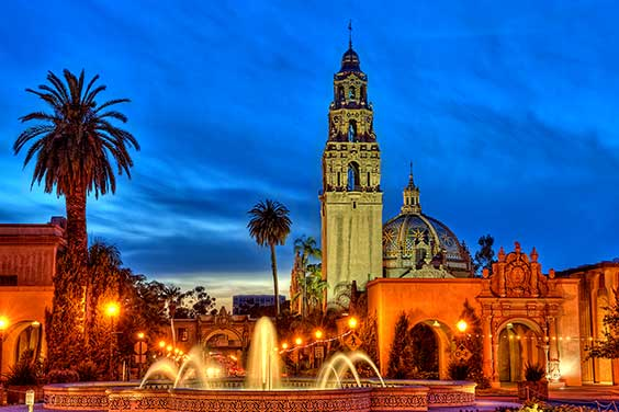 Romantic Balboa Park Is A Historical Treasure
