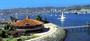 It S Bali Hai For Romantic Bay Views Of San Diego