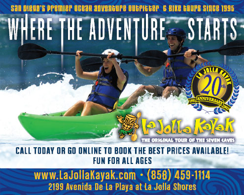 Coupon For La Jolla Kayak Tour