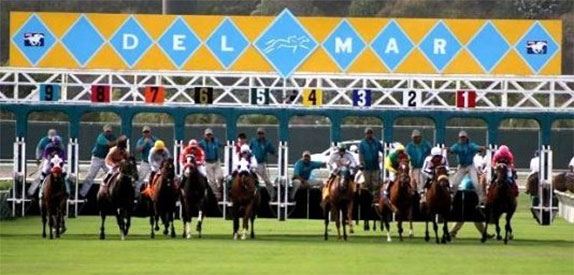 Del Mar Thoroughbred Club Horse Racing At It S Finest With Both