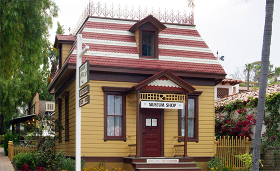 Whaley House Museum Shop