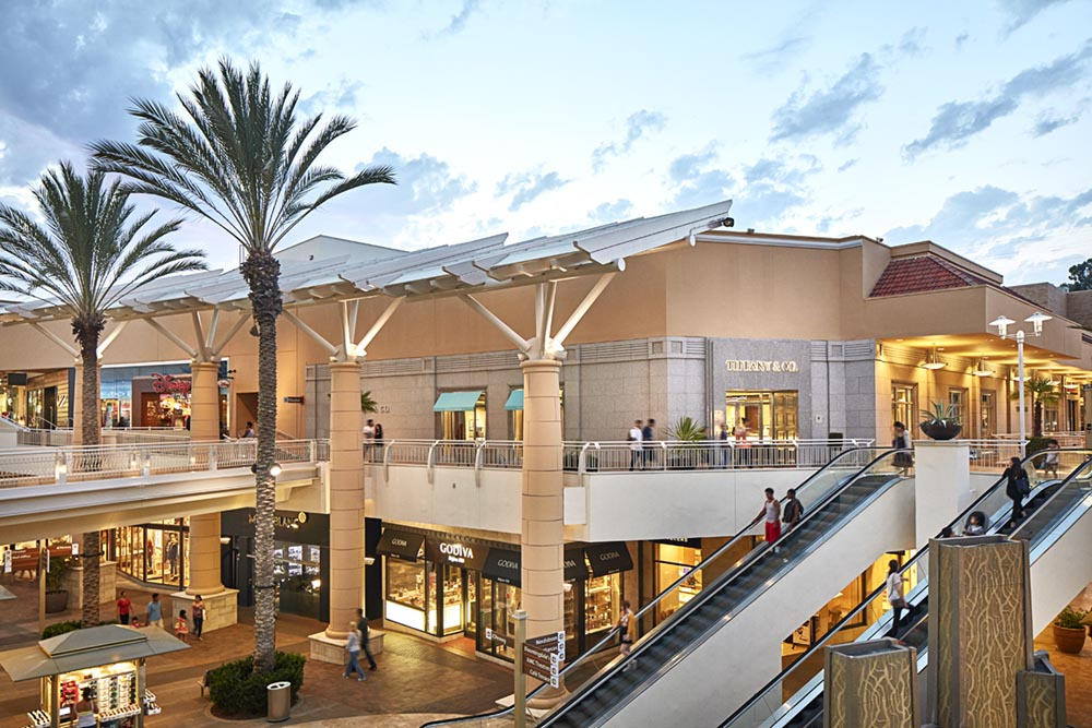 Fashion Valley Shopping Center San Diego Stores