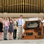 Spreckels Organ Pavilion Young Organists