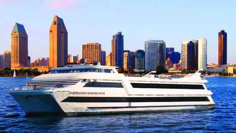 Hornblower Cruises And Events Is The Most Recommended Harbor Cruise In San Diego San Diegan