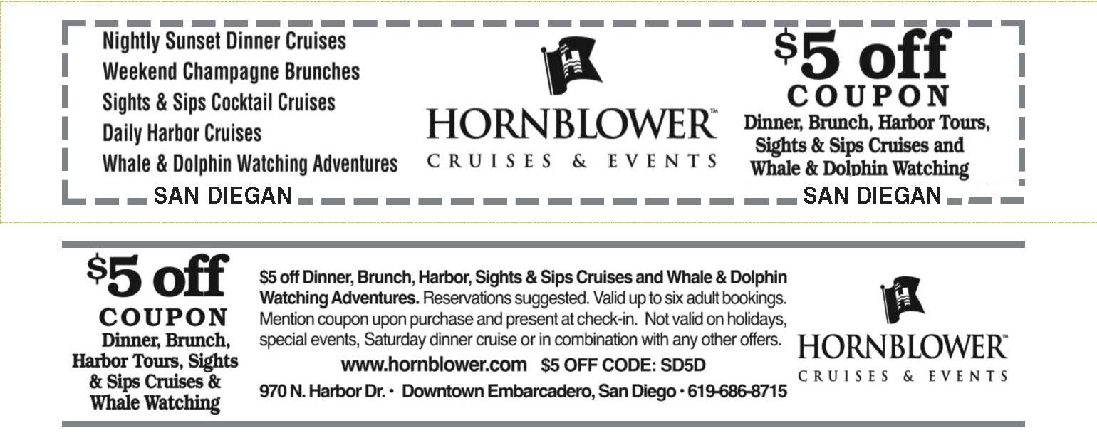 Harbor Cruises Offers Brunch Cruise on San Diego Bay