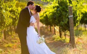 Wedding at Orfila Winery