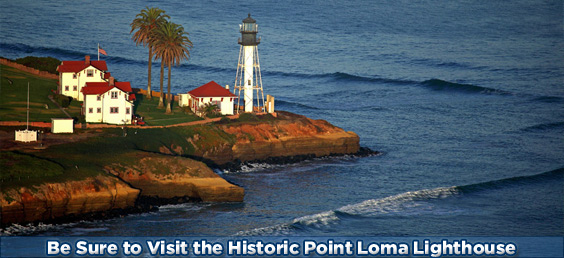 Marvelous Point Loma Is A Slice Of Paradise With Bayside Dining, Arts U0026 Culture At  Liberty Station U0026 Landmarks Galore Great Ideas