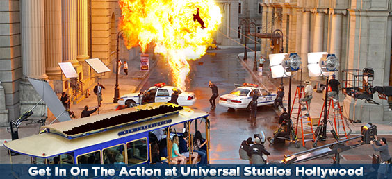 Get In on the Action at Universal Studios With CityPASS