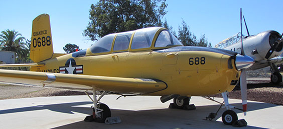 Flying Leatherneck Museum Airplane
