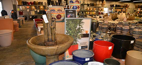 Canyon Pottery Wholesale Pottery