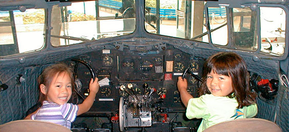 San Diego Air & Space Fun for Kids