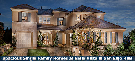 Bella Vista by Ryland Homes