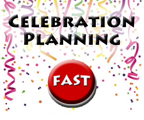 Plan Your Celebration With Us
