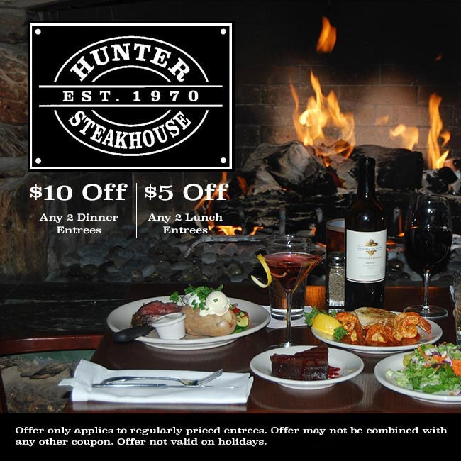 hungry hunter coupons oceanside