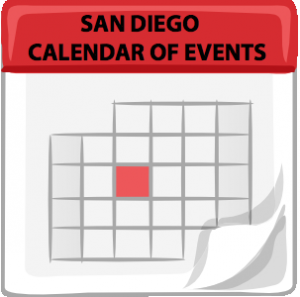 Calendar of Events, Facebook, San Diego