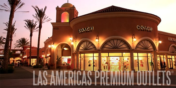 San Ysidro and Las Americas factory Outlets
