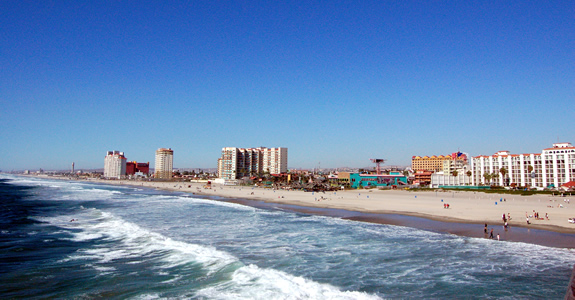 Rosarito Beach Is An Endless Playground For Relaxing Dining Enjoying Affordable Beachfront Getaway