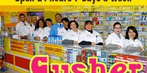Gusher Farmacias in Tijuana Offers 32% Off