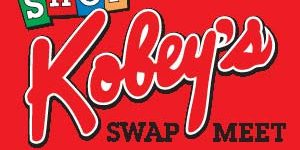Kobey's Swap Meet at the Sports Arena Offers a $1 OFF Adult Coupon